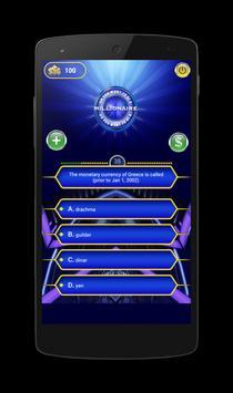 Millionaire Quiz 2017 screenshot 4