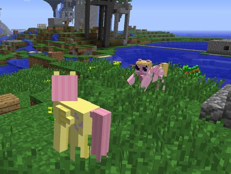 Mine Little Pony Minecraft Mod screenshot 2