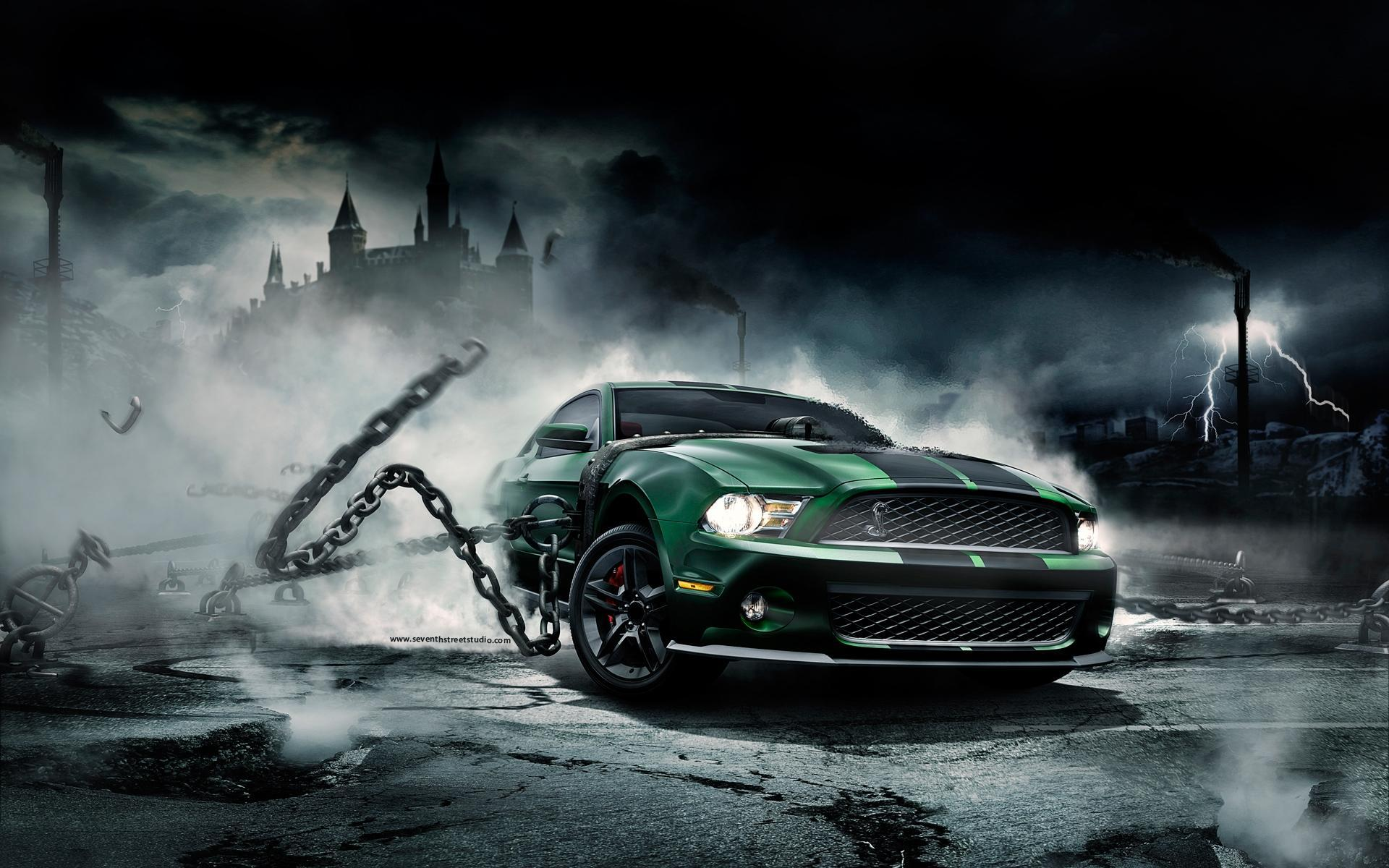 Ford Mustang Theme Android