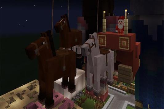 Christmas Park map for MCPE screenshot 3