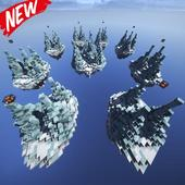 SkyWars Frozen map for MCPE icon