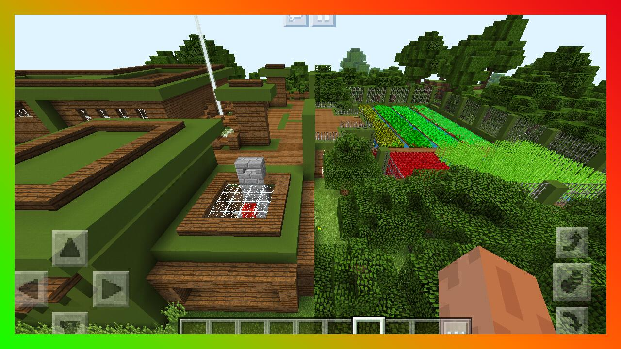 2018 New Survival House Adventure Minecraft Pe For Android