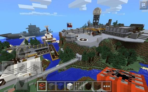 Army Base Minecraft Map MCPE APK Download Free Entertainment APP - Minecraft maps fur minecraft pe