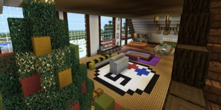Family House For Minecraft For Android Apk Download