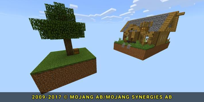 Islands in the Sky map screenshot 1