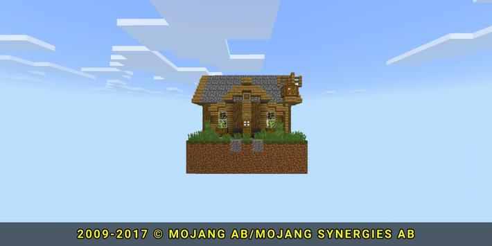 Islands in the Sky map screenshot 2