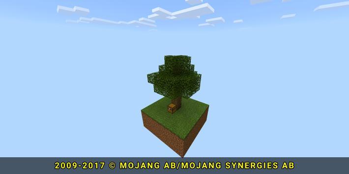 Islands in the Sky map screenshot 8