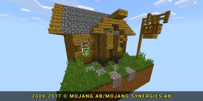 Islands in the Sky map screenshot 9
