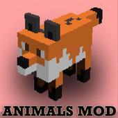 Animals mod mcpe icon