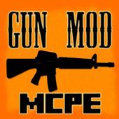 Guns mod for mcpe icon