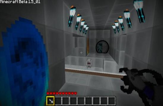 Mod Portal Gun 2 Mcpe poster