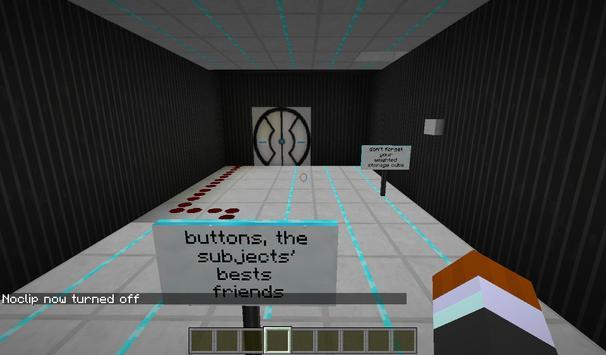 Mod Portal Gun 2 Mcpe apk screenshot