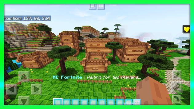 New Exciting Mini-game Fight. Map for MCPE screenshot 5