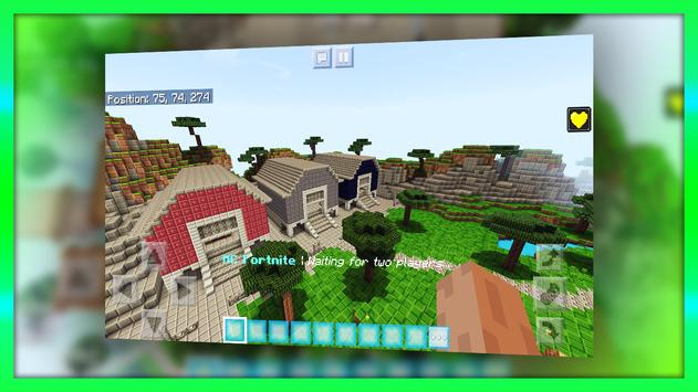New Exciting Mini-game Fight. Map for MCPE screenshot 7