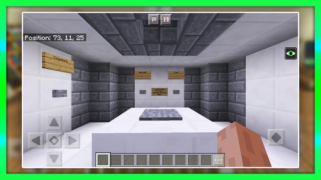 High School Horror Mini-game. Map for MCPE screenshot 6