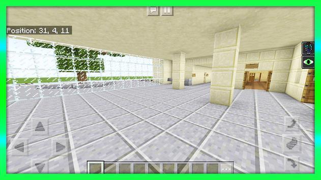 High School Horror Mini-game. Map for MCPE screenshot 16