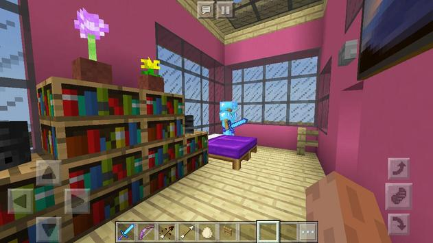 New Pink Treehouse. Map for MCPE 10 (Android) - Download APK Kawaii Map Mcpe House on mcpe lost map, mcpe the walking dead map, mcpe mansion map, mcpe city map,