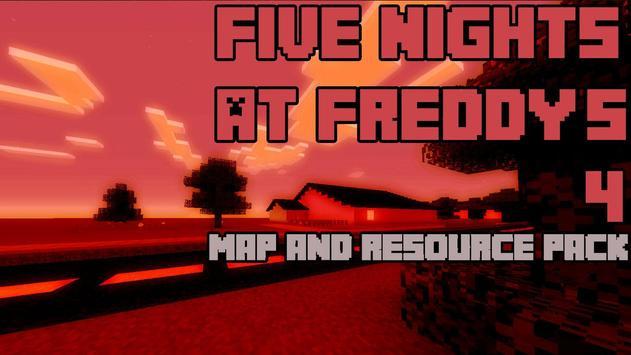 Maps FNAF for Minecraft screenshot 8