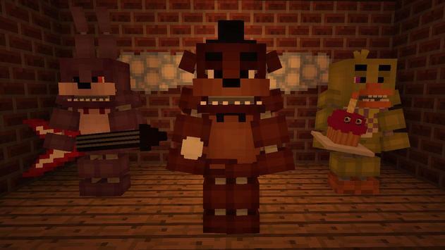 Maps FNAF for Minecraft screenshot 9