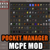 Pocket Manager Mod icon