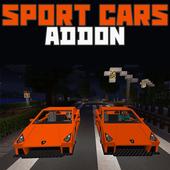 Sportcars Addon For Minecraft icon