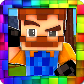 Hello Neighbor MCPE Map for Roblox Fans icon