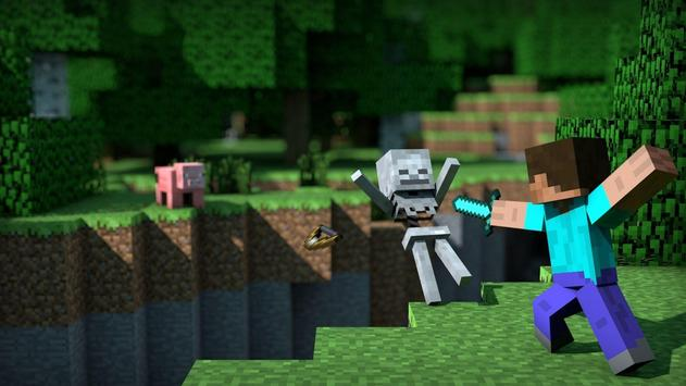 Minecraft Wallpaper For Android Apk Download