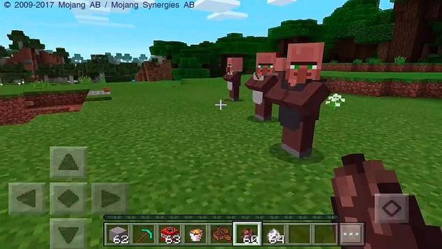 Infinite Items (Survival) Minecraft Addon screenshot 1