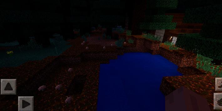 Terrible Nightmares. Map for MCPE screenshot 4