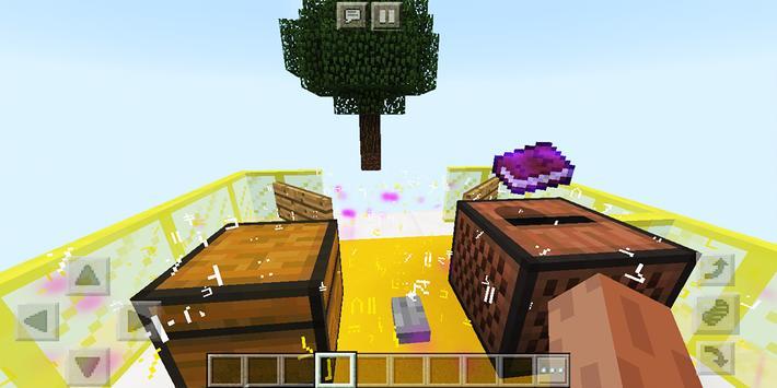 Ultimate Sky Factory. Map for MCPE screenshot 14