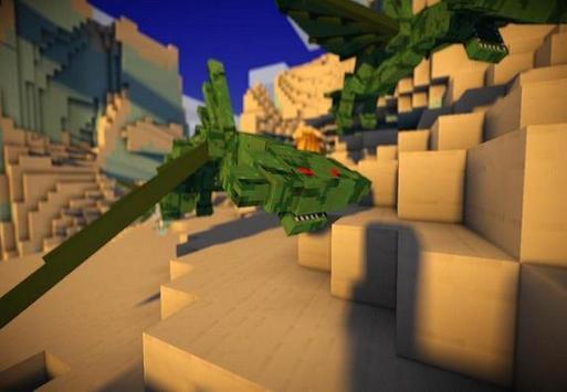 Dragon MODS For MineCraft PE apk screenshot