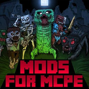 MOD FOR MCPE PACK poster