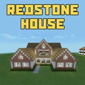 Redstone House Map Minecraft icon