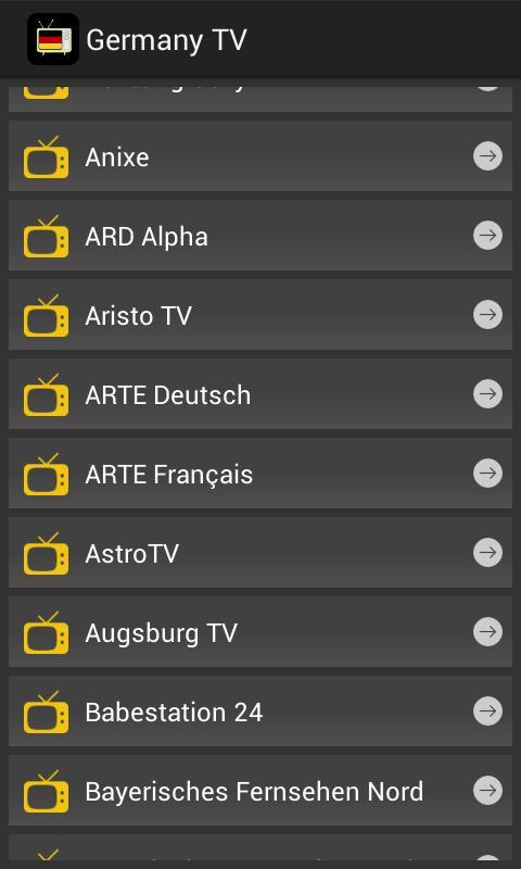 Germany Tv Free
