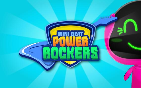 🌟Beat the power of super mini Rocker poster
