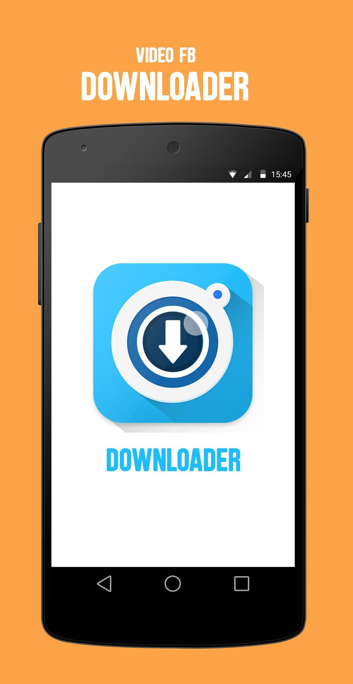 Save Video From Fb For Android Apk Download