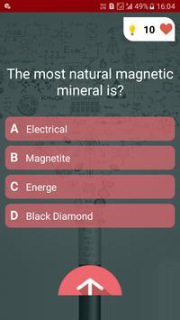 Mining Engineering Quiz screenshot 1