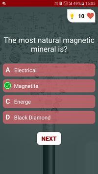 Mining Engineering Quiz screenshot 2