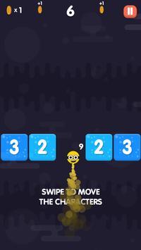 Snake vs Block: Banana Edition apk screenshot