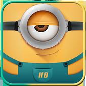 Minion carton wallpapers full HD,4K icon