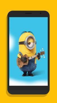 Minion carton wallpapers full HD,4K poster