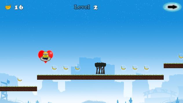 Love Minion Rush apk screenshot