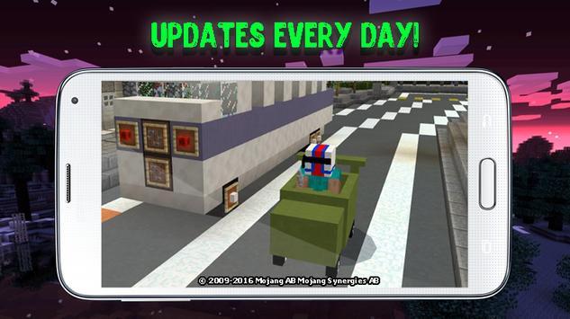 Mods For Minecraft Für Android Apk Herunterladen