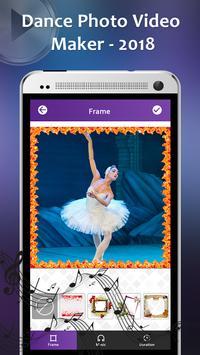 Dance Photo Video Maker screenshot 3
