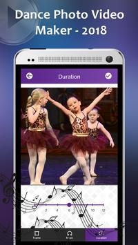 Dance Photo Video Maker poster