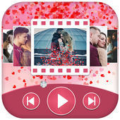 Heart Effect Video Maker icon