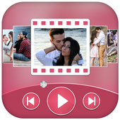 Love Photo To Video Maker icon