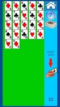 Solitaire New games screenshot 1