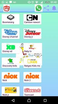 Miranda tv captura de pantalla 2