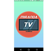 Miranda tv ícone